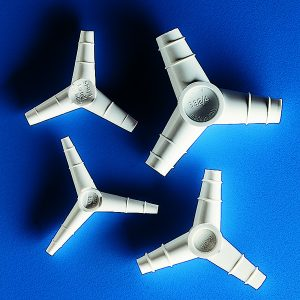 Y Tapered Connectors 4,5,6mm