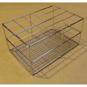 Stainless Steel Tube Rack