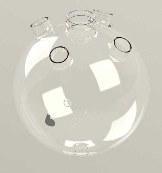 50L Round Flask